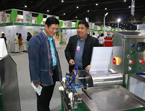 รัฐมนตรีช่วยเกษตรฯ เล็งเพิ่มมูลค่าสินค้าเกษตรด้วยเทคโนโลยี